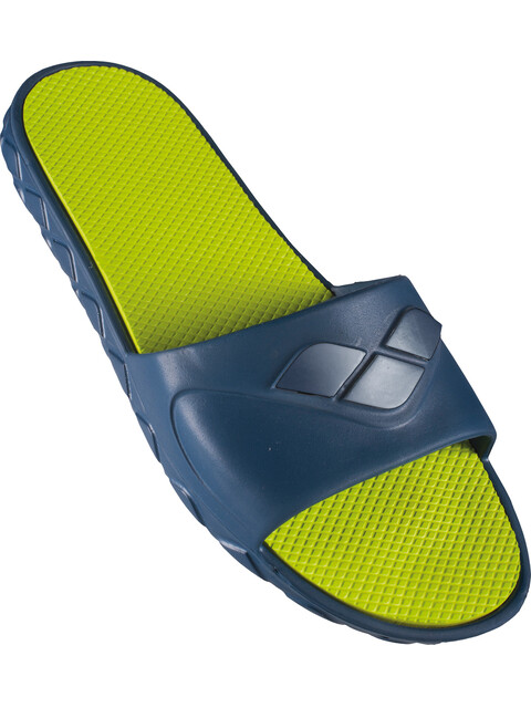 arena Watergrip Sandals Men navy-lime